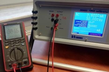 Wzorcowanie UNI-T UT81C