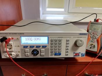 Wzorcowanie Sonel MIC-10