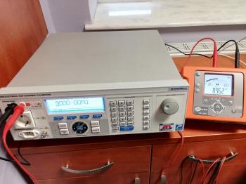 Wzorcowanie Sonel MIC-2501