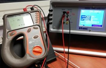 Wzorcowanie Sonel MRU-20